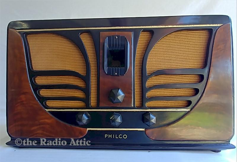 "Philco 45 ""Butterfly"" (1934)"