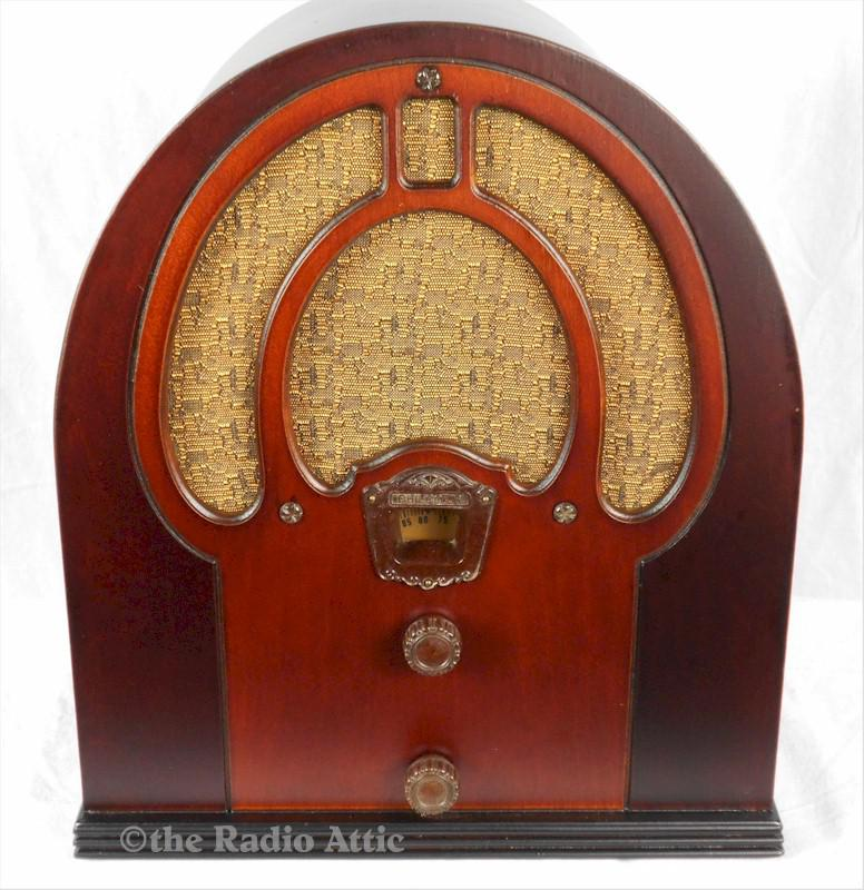 "Philco 80B ""Philco Junior"" (1932)"