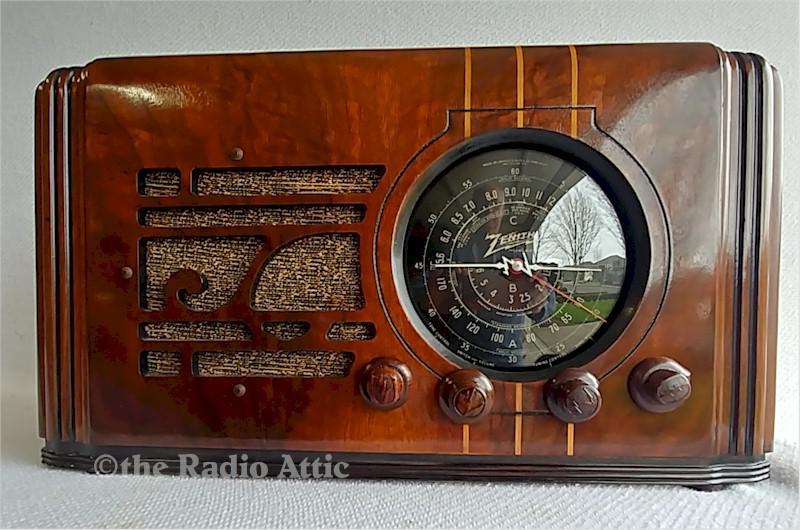 Zenith 5-S-119 (1937)