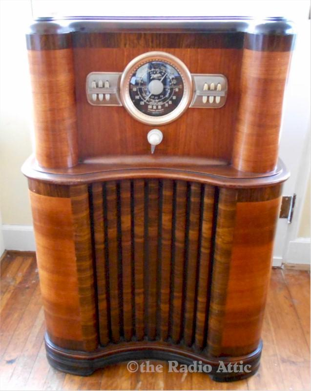 Zenith 8-S-463 Console (1940)