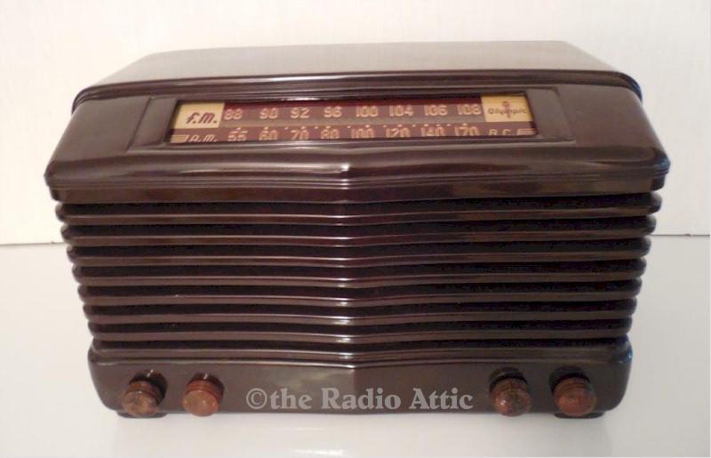 Olympic 7-532W AM/FM (1948)