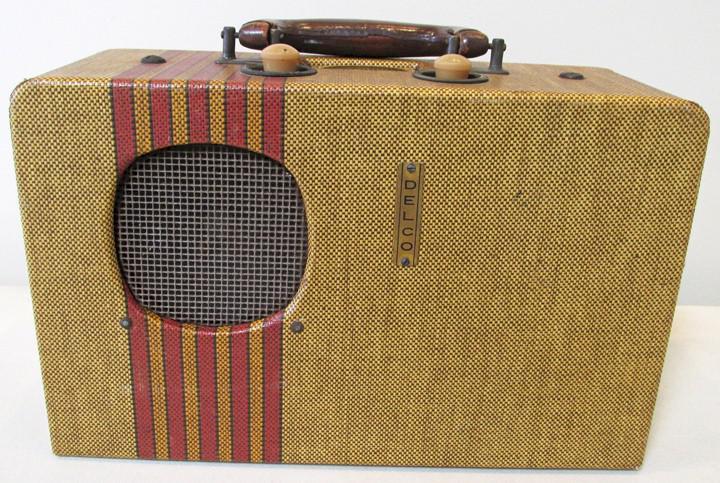 Delco R-1401 Portable (1936)