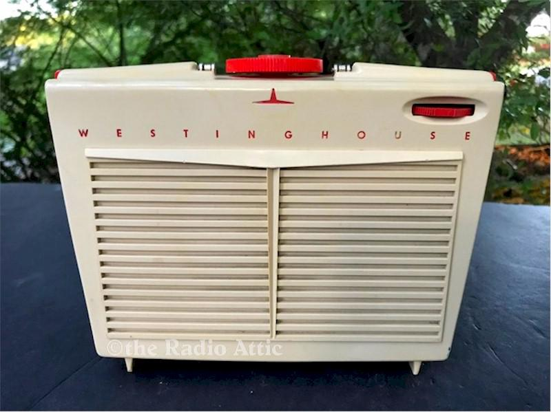 Westinghouse H-598P4 Portable (1956)