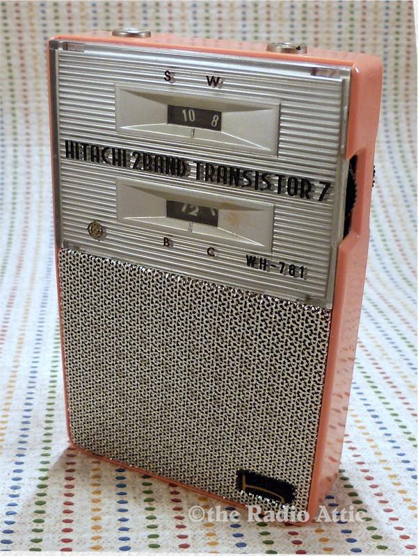 Hitachi WH-781