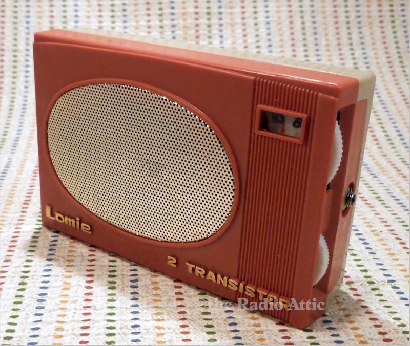 Lamie TR-263 Boy's Radio