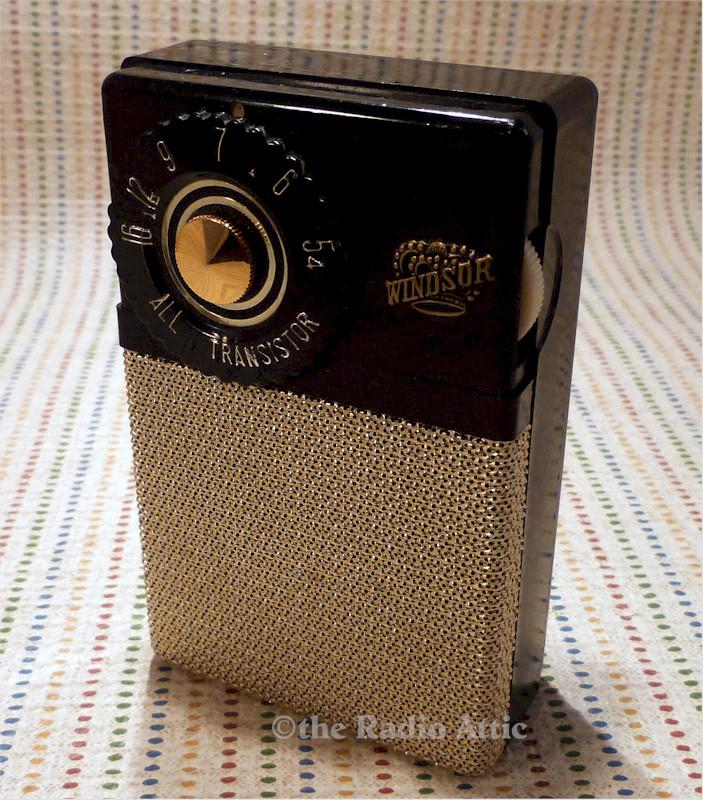 Windsor Two-Transistor Boy's Radio