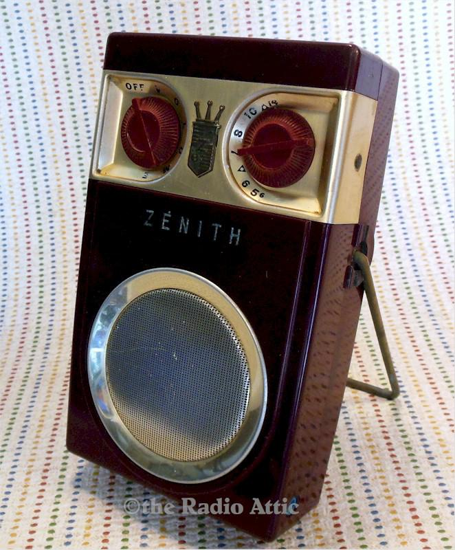 Zenith Royal 500 (Hand Wired)