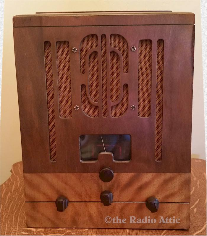 RCA 5T1 Tombstone (1936)