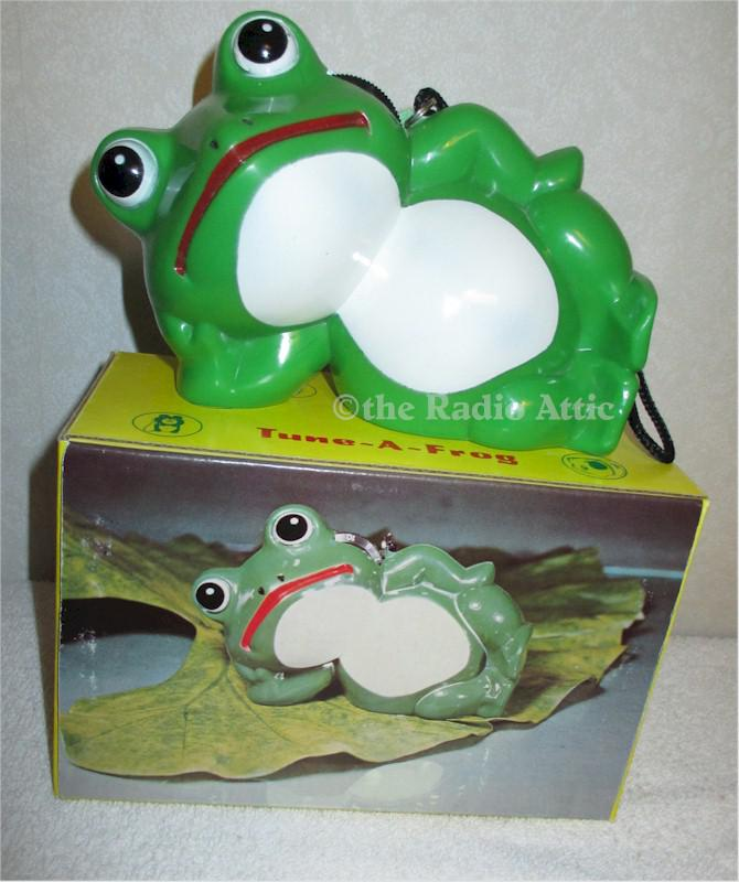 Tune-a-Frog radio