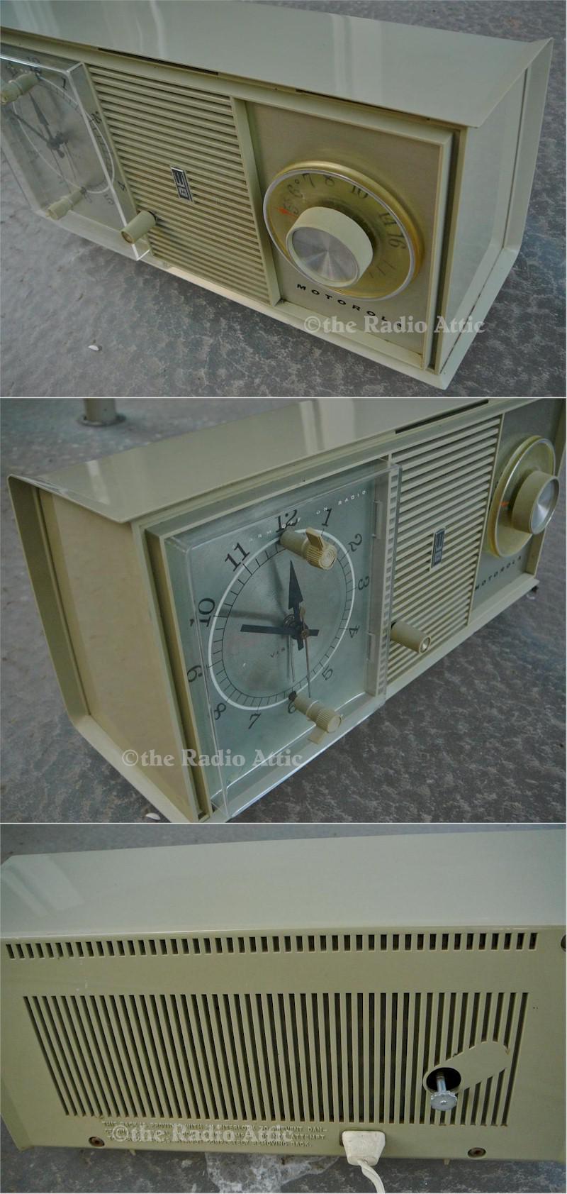 Motorola C34G Clock Radio - SOLD! - item number 1400091