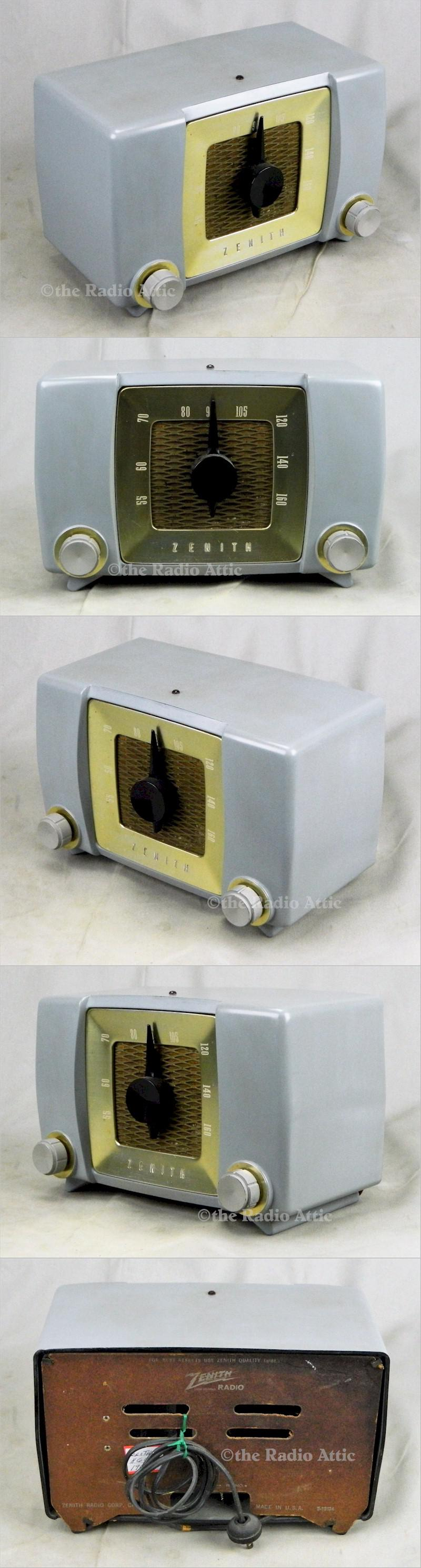 Zenith Radio Model H615 (1951)