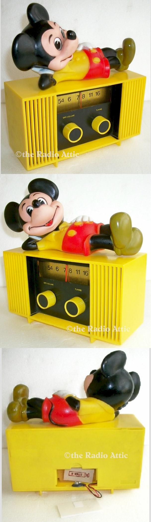 Mickey Mouse Console