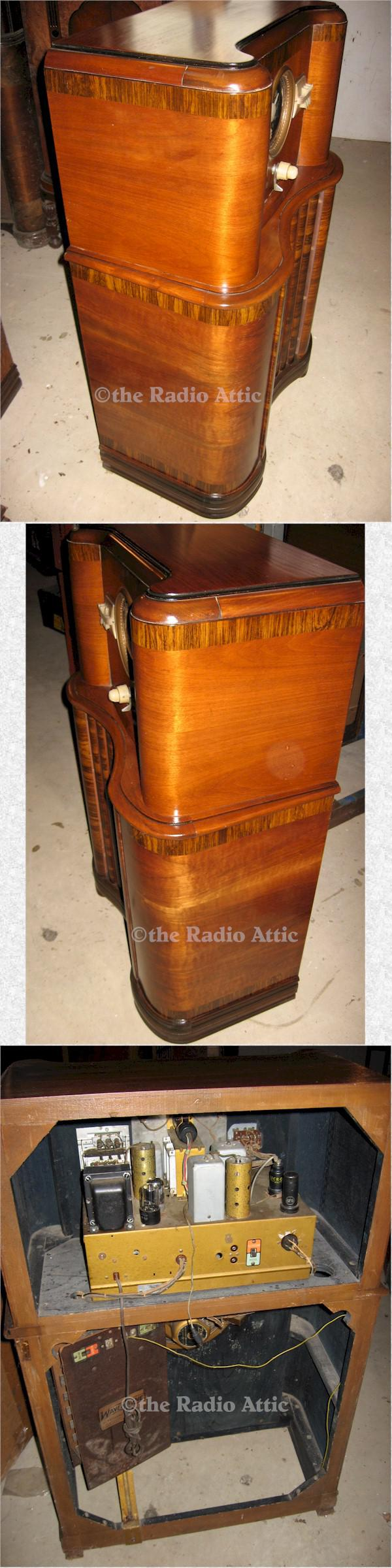 Zenith 8-S-463 Console (1939)