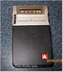 Panasonic T-13 Pocket Transistor (1960)