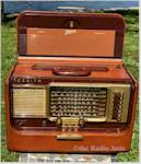 Zenith Y600 Trans-Oceanic Brown Leather (1957)