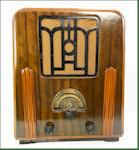 Lyric S-22 Tombstone by Wurlitzer (1932)