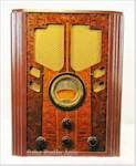 Philco 38-10 (1938) Tombstone