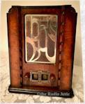 """Stewart-Warner R1235-A """"The Aristocrat"""" Tombstone (1933)"""
