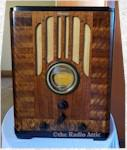 Philco 37-670 Tombstone (1937)