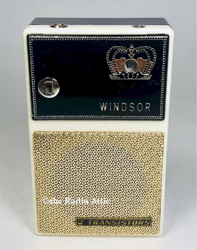 Windsor Boy's Radio w/Box (Japan)