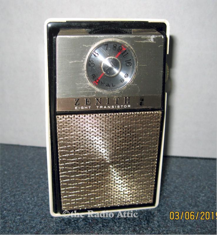 Zenith Royal R59W (1960s)