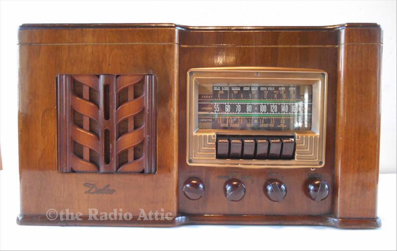 Delco R-1177  1941  - Sold