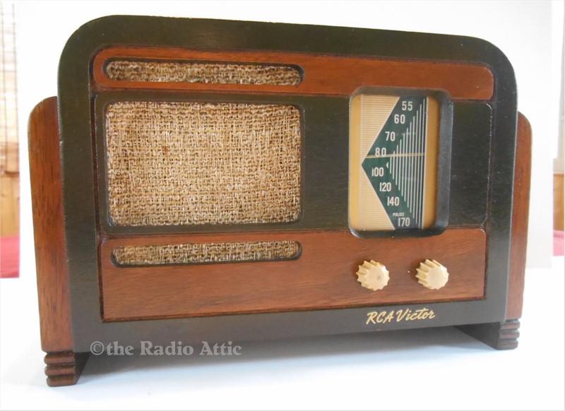 "RCA 9TX33 ""Little Nipper"" (1939)"