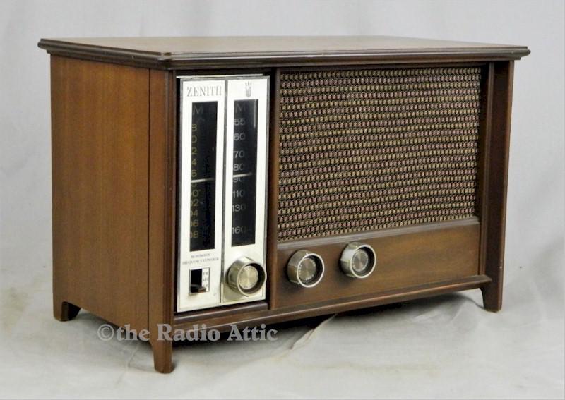 Zenith X334 AM/FM (1959)