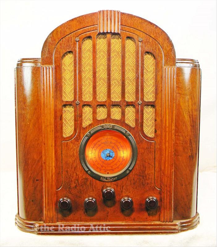 RCA 143 Tombstone (1934)