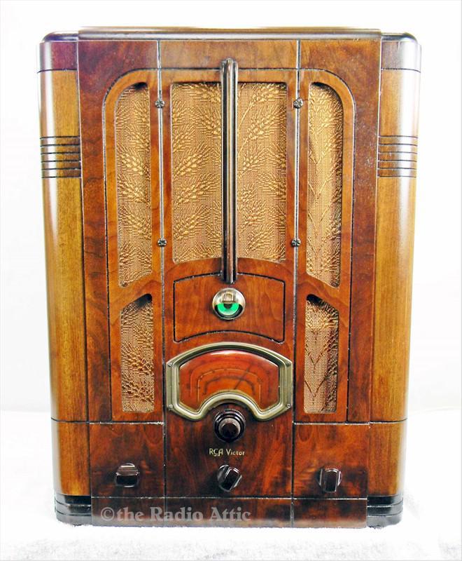 RCA T8-18 Tombstone (1939)