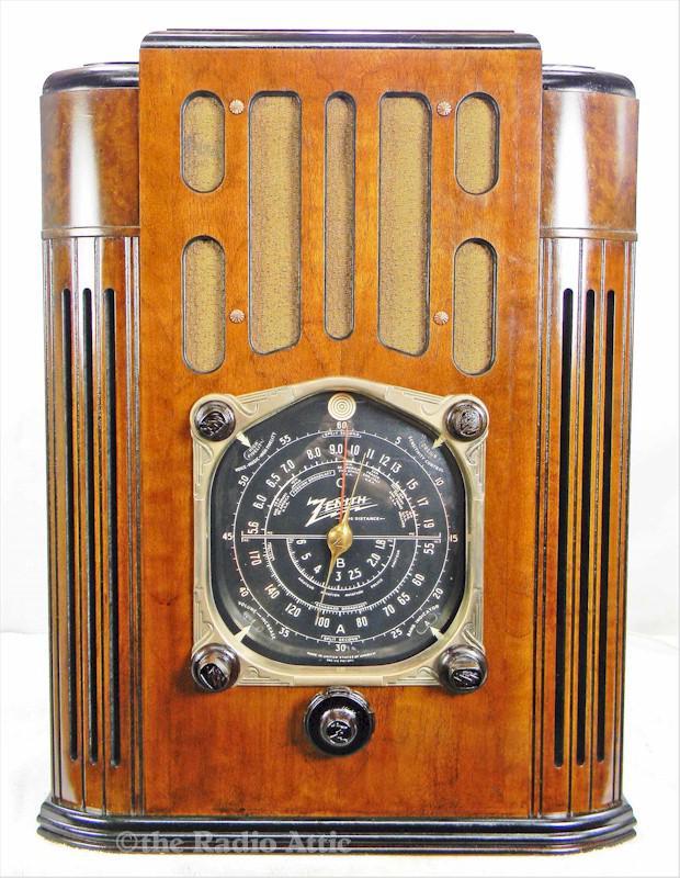 Zenith 10-S-130 Tombstone (1937)