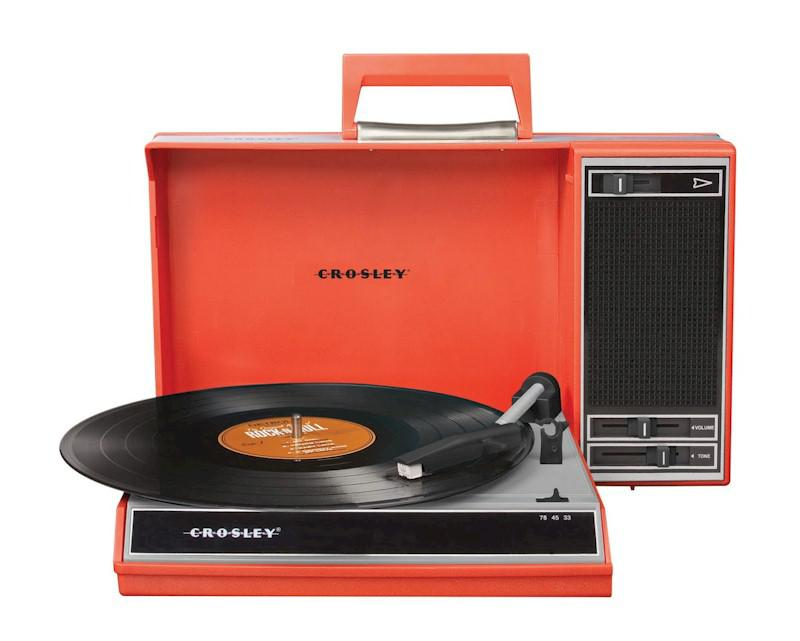 "Crosley CR6016A ""Spinnerette"" USB Turntable"