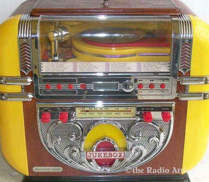 Jukebox Replica (1997)