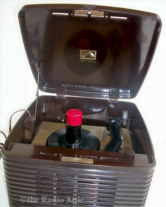 RCA 45-EY3 Record Changer (1950)