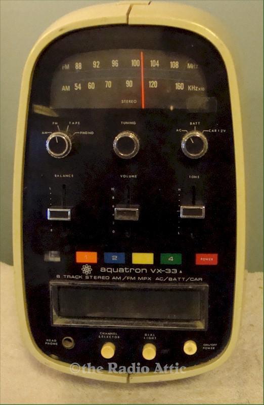 Aquatron VX-33