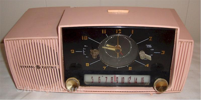 General Electric Clock Radio