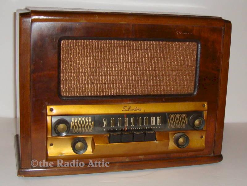 Silvertone 8052 (1949)