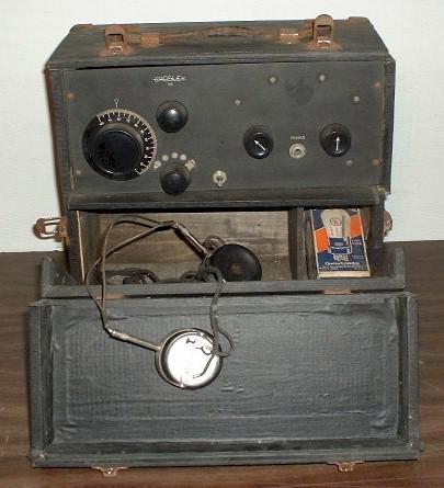 Crosley 52P Portable (1924)