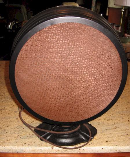 Radiola 100 Drum Speaker