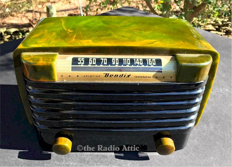 Bendix 526C Catalin (1946)