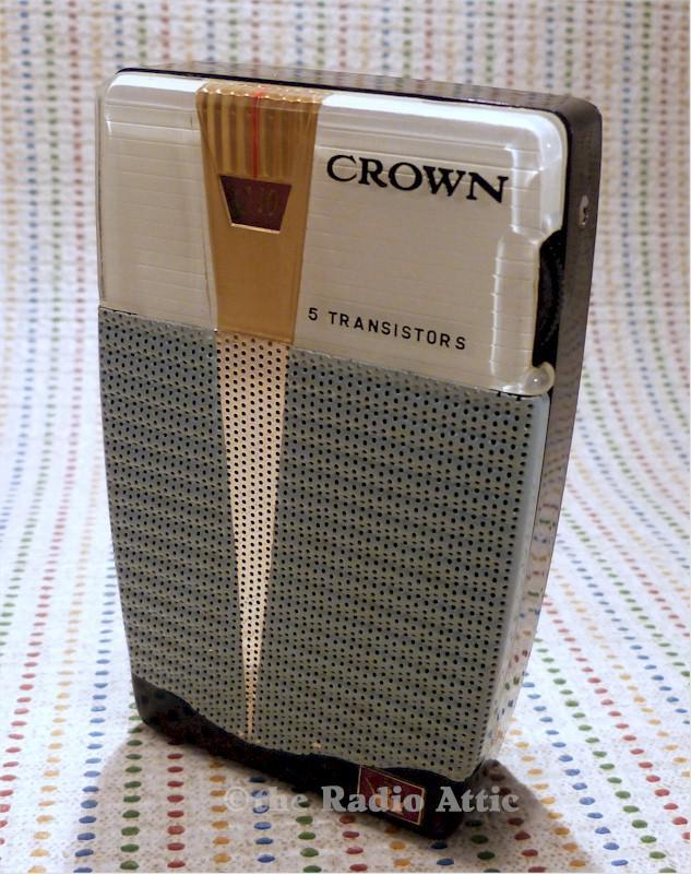 Crown TR-555