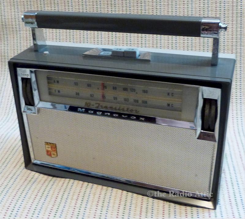 Magnavox FM-90