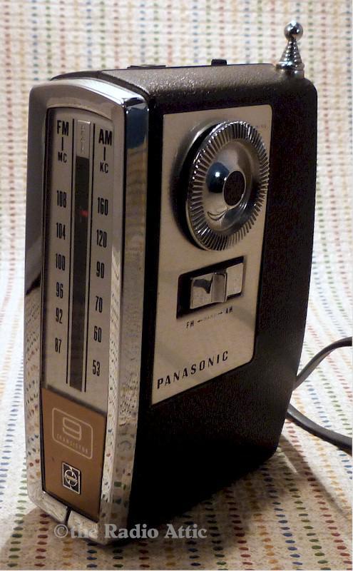 Panasonic RF-626