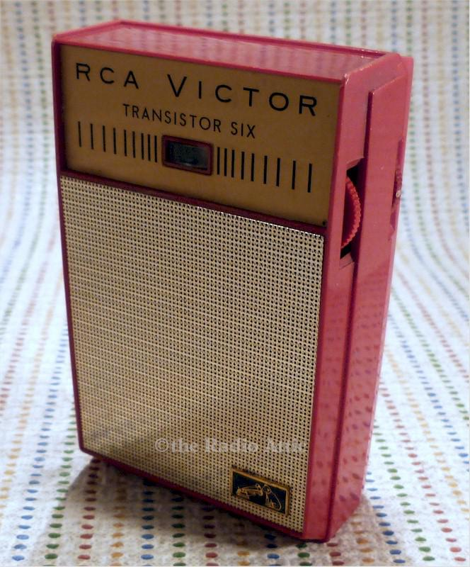 RCA Victor GP-701 (Hitachi Made)