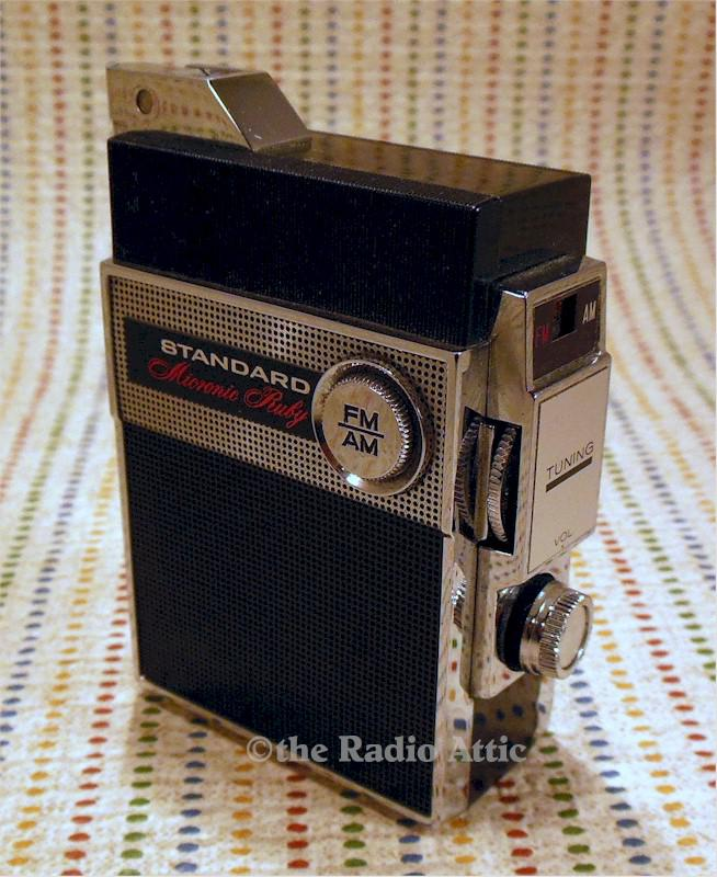 Standard Micronic Ruby SR-Q460F