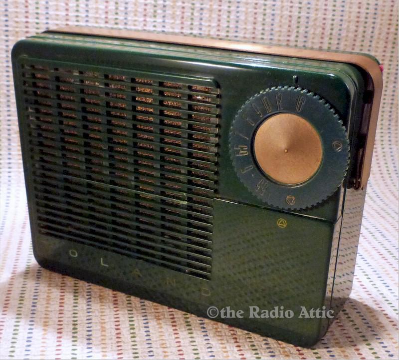 Roland Riviera 4P2-2 Tube Portable