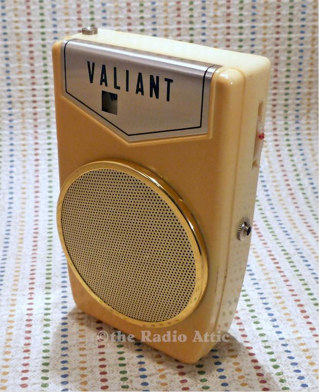 Valiant Boy's Radio