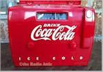 Old-Tyme OTR-1949 Coca-Cola Cooler