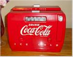 Coca-Cola Cooler (Majestic 5A410 - 1949)