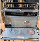 Zenith 3000-1 Trans-Oceanic (1962)